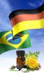 Brasil, Alemanha, Homeopatia